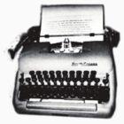 Tiny Typewriter by Jake Kauffman