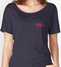 R/T Logo Shirt Women's Relaxed Fit T-Shirt