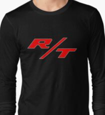 R/T Large Logo Shirt Long Sleeve T-Shirt