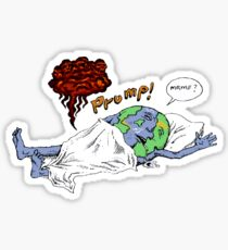 Earth, wind and fire Sticker