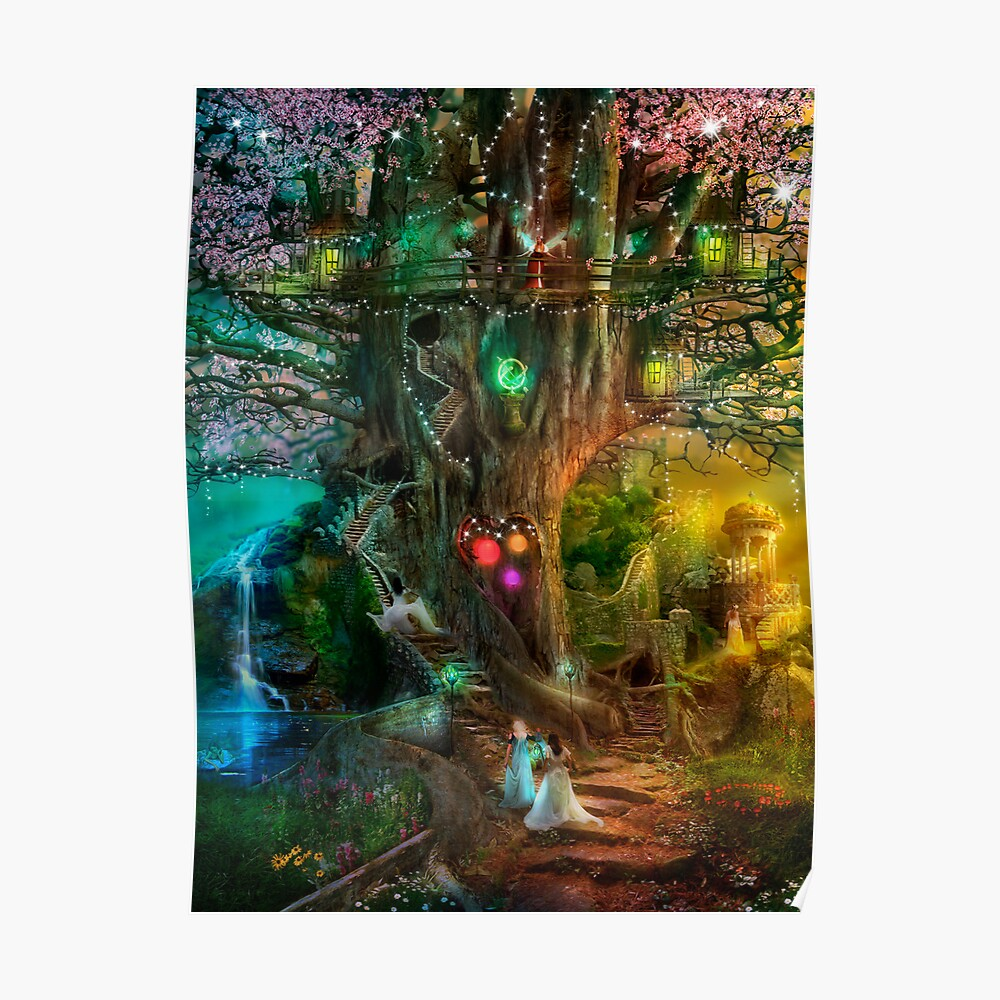 The Dreaming Tree Poster