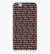 stockholm syndrome iPhone Case