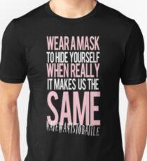 NateWantsToBattle - Mangled Unisex T-Shirt
