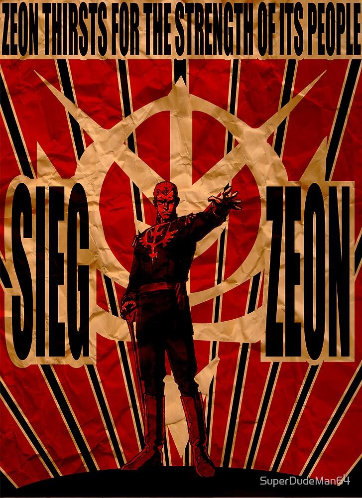 Sieg Zeon by SuperDudeMan64