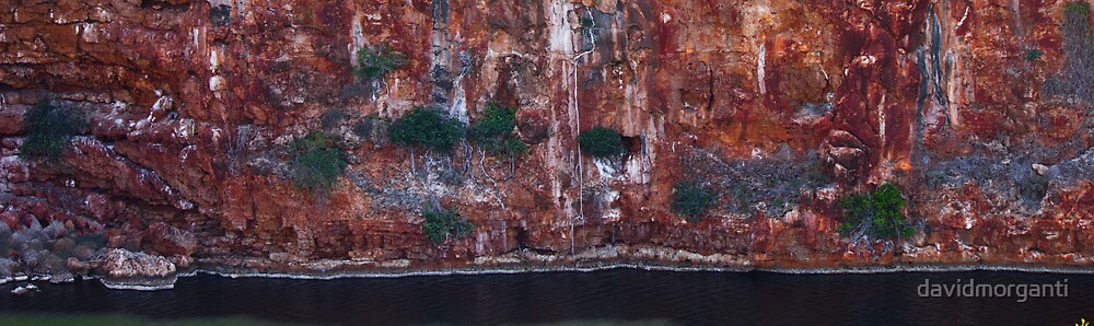 River Wall by davidmorganti