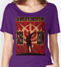 Sieg Zeon Women's Relaxed Fit T-Shirt