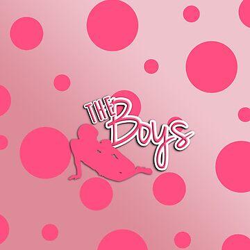 """The Boys"" iPhone Case by MarajMagazine"