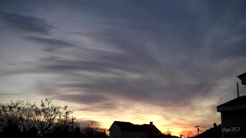 Feb. 5 2013 Sunset 16 by dge357
