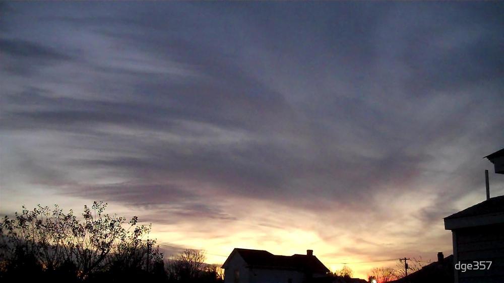 Feb. 5 2013 Sunset 17 by dge357