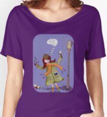 Little Detective Women's Relaxed Fit T-Shirt