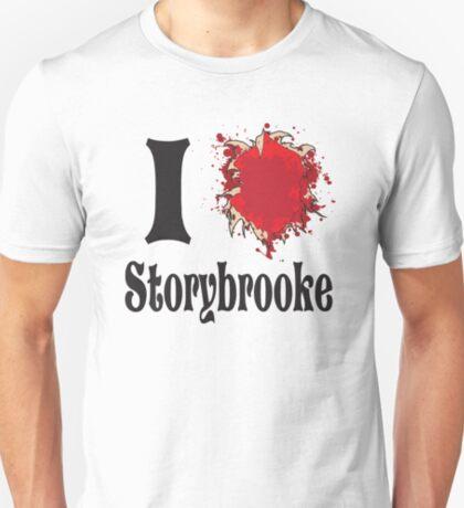 Once upon a time I love storybrooke T-Shirt