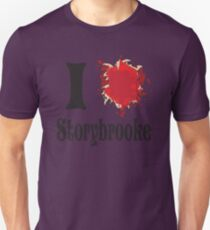 Once upon a time I love storybrooke T-Shirt