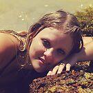 Beach Babe by Simone Polis