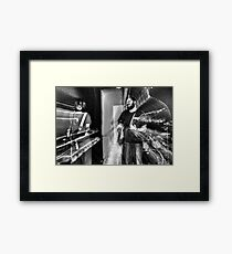 Sly Roosevelt  Framed Print