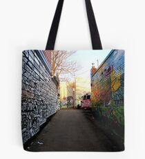 artistic ally  Tote Bag