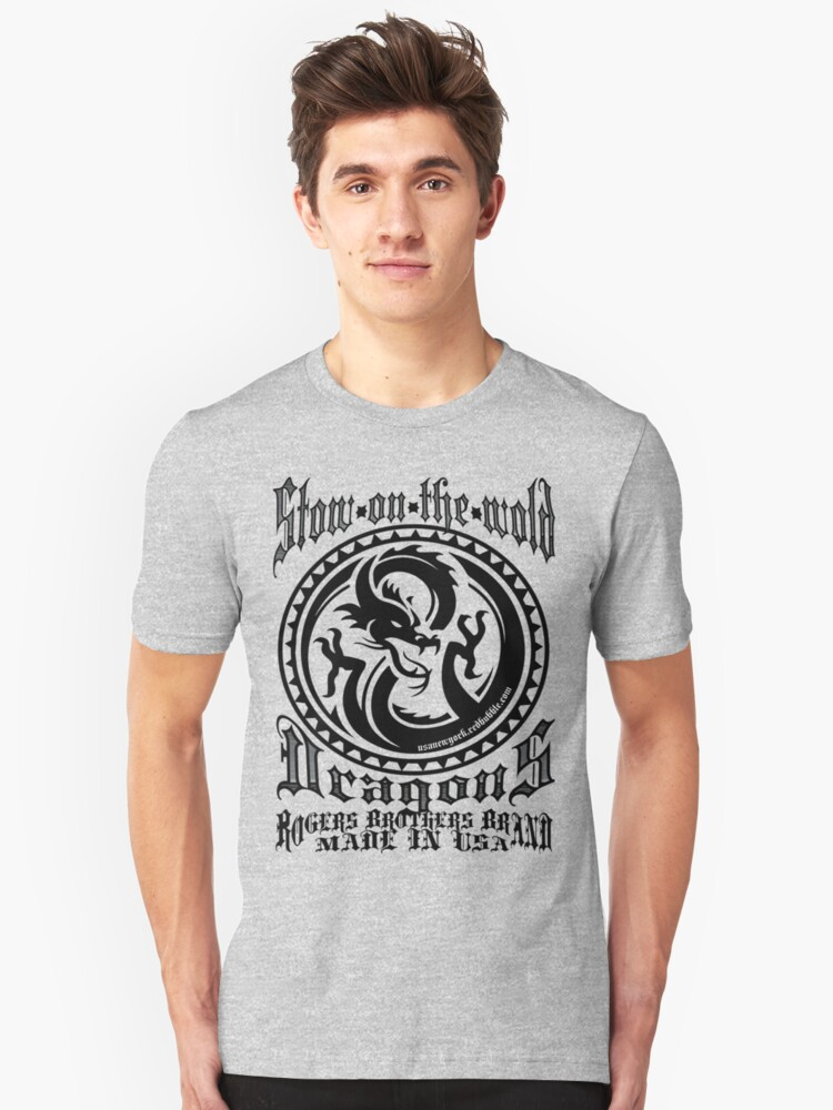 usa warriors indian by rogers bros Unisex T-Shirt Front