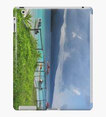 Mystery Island iPad Case/Skin