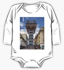 Santa Justa Elevator One Piece - Long Sleeve