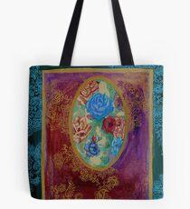 Roses - The Qalam Series Tote Bag