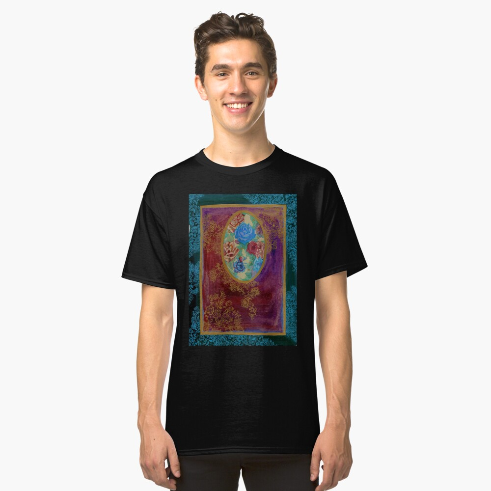 Roses - The Qalam Series Classic T-Shirt Front