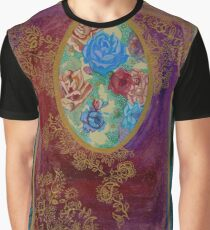 Roses - The Qalam Series Graphic T-Shirt