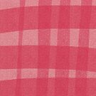 Pink Paint Gingham case by foxorchid
