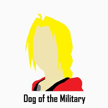 Dog of the Military by Inkycat