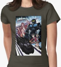 The Wraith  Womens Fitted T-Shirt
