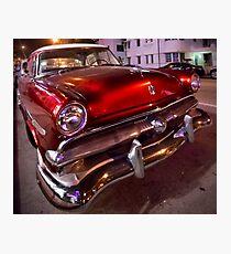 Miami Cruiser Photographic Print