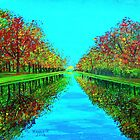 Fall reflection by maggie326
