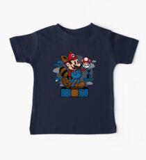 Vintage Mario Baby Tee