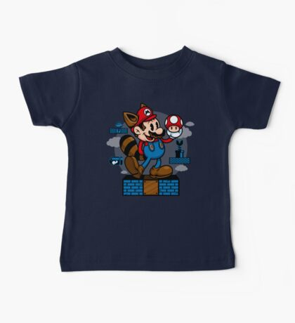 Vintage Mario Kids Clothes