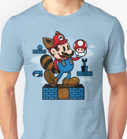 Vintage Mario T-Shirt