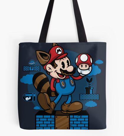 Vintage Mario Tote Bag