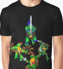 Let's kick shell! Graphic T-Shirt