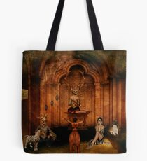The Great Puzzle Tote Bag