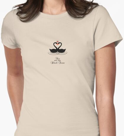 Black Swan Lovers VRS2 T-Shirt