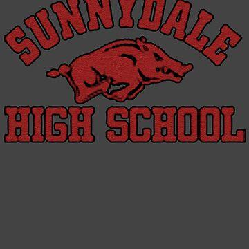 Sunnydale High Razorbacks by LostKittenClub