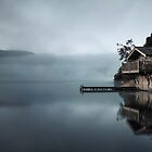 The Duke Of Portland Boathouse, Ullswater by Brian Kerr