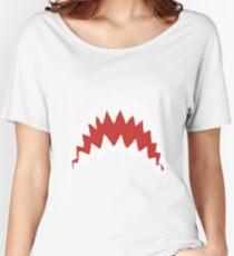 Sharkie Women's Relaxed Fit T-Shirt