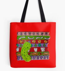 A Mid-west Christmas Tote Bag