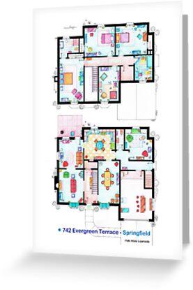 House of Simpson family - Both floors by Iñaki Aliste Lizarralde