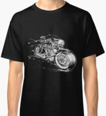 Skeleton Rider Classic T-Shirt