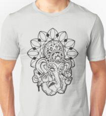 Ganesh (black outline style) T-Shirt