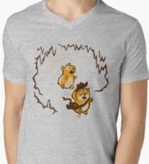 Rodents of the Lost Ark Mens V-Neck T-Shirt