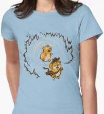 Rodents of the Lost Ark Women's Fitted T-Shirt