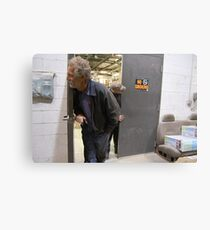 Looking for Brian Canvas Print
