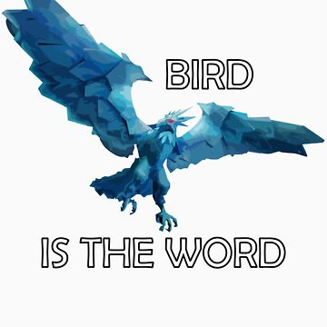 Anivia- Bird is the Word by quickgroth