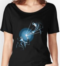 BARTY VS DOCTOR Women's Relaxed Fit T-Shirt