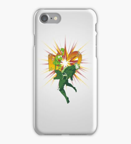 SWAMP FIGHTER iPhone Case/Skin